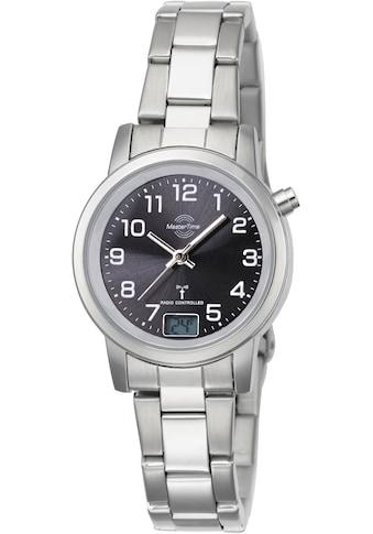 MASTER TIME Funkuhr »Basic, MTLA - 10695 - 21M« kaufen