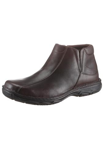 PETROLIO Stiefel, mit Innenreissverschluss und Stretcheinsatz kaufen
