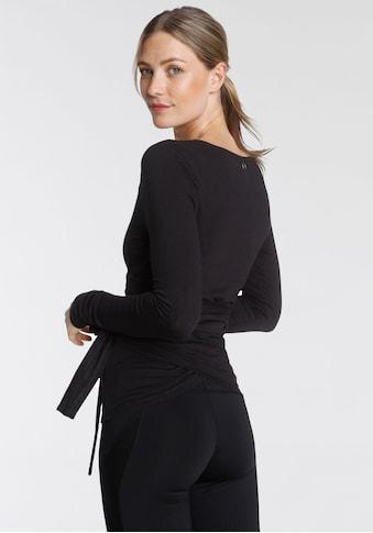 Ocean Sportswear Yoga-Wickeljacke »Soulwear«, Nachhaltige LENZING™ ECOVERO™ Viskose kaufen