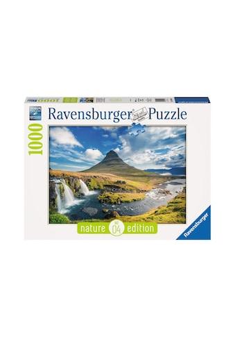 Ravensburger Puzzle »Wasserfall vor Kirkjufell Island« kaufen