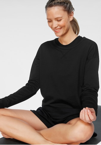 Nike Yogashirt »Nike Women's Long-Sleeve Yoga Train«, Outcut am Rücken kaufen