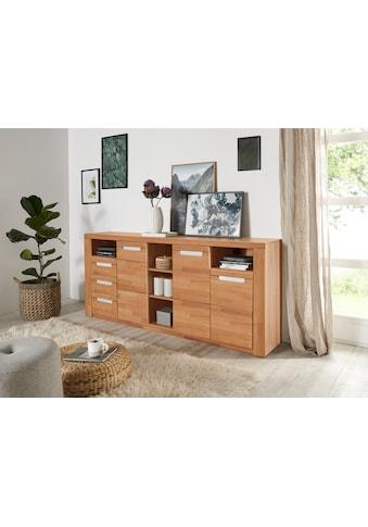 Sideboard »Kolding«, teilmassiv kaufen