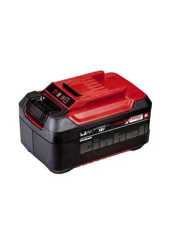 Einhell Akku »Power-X-CHANGE 18V 5.2Ah«, 18,0 V kaufen