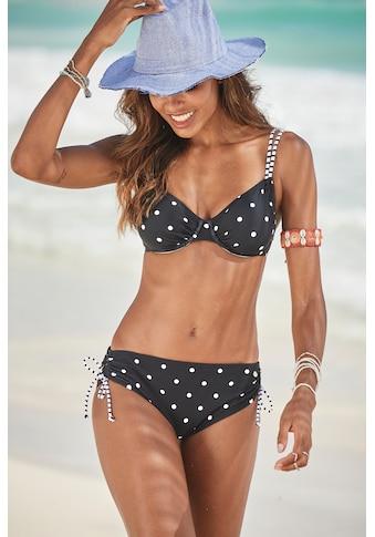 s.Oliver Beachwear Bikini-Hose »Audrey«, seitlich regulierbar kaufen