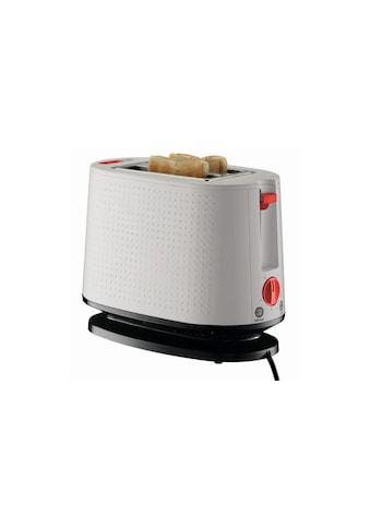 Toaster Bistro Weiss, BODUM kaufen
