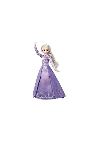 Puppe Frozen 2, Hasbro, »Arendelle Elsa Deluxe« kaufen