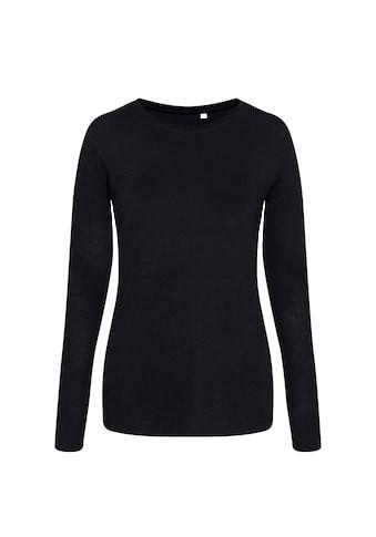 AWDIS Longsleeve »Damen Tri-Blend T-Shirt, langärmlig« kaufen