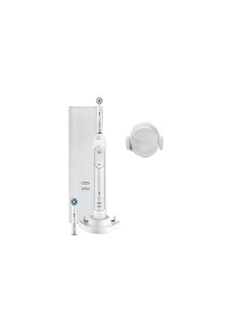Rotationszahnbürste, Oral - B, »Genius 10100S White« kaufen