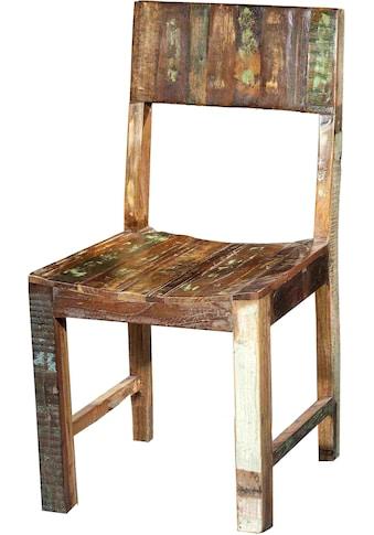 SIT 4-Fussstuhl »Fridge«, Shabby Chic, Vintage kaufen