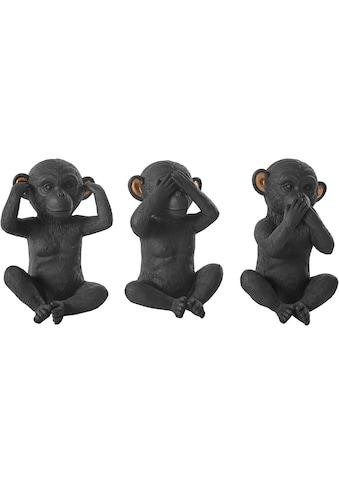 Leonique Dekofigur »Affen« (3er - Set) kaufen