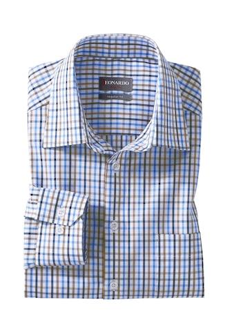 Classic Langarm - Hemd in feiner Dessinierung kaufen