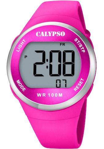 CALYPSO WATCHES Chronograph »Color Splash, K5786/5« kaufen