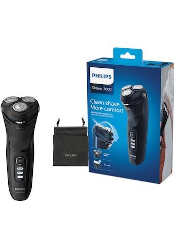 Philips Elektrorasierer »S3233/52 Series 3200«, ausklappbarer Langhaarschneider, mit... kaufen