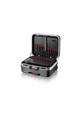 Werkzeugkoffer, Knipex, »BIG Basic Move, Elektro, leer« kaufen