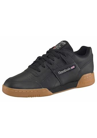 Reebok Classic Sneaker »Mens Workout Plus« kaufen