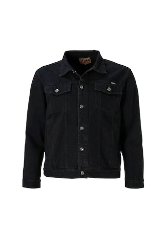 Duke Clothing Jeansjacke »Jeansjacke Trucker im Westernstil, Grosse Grössen« kaufen