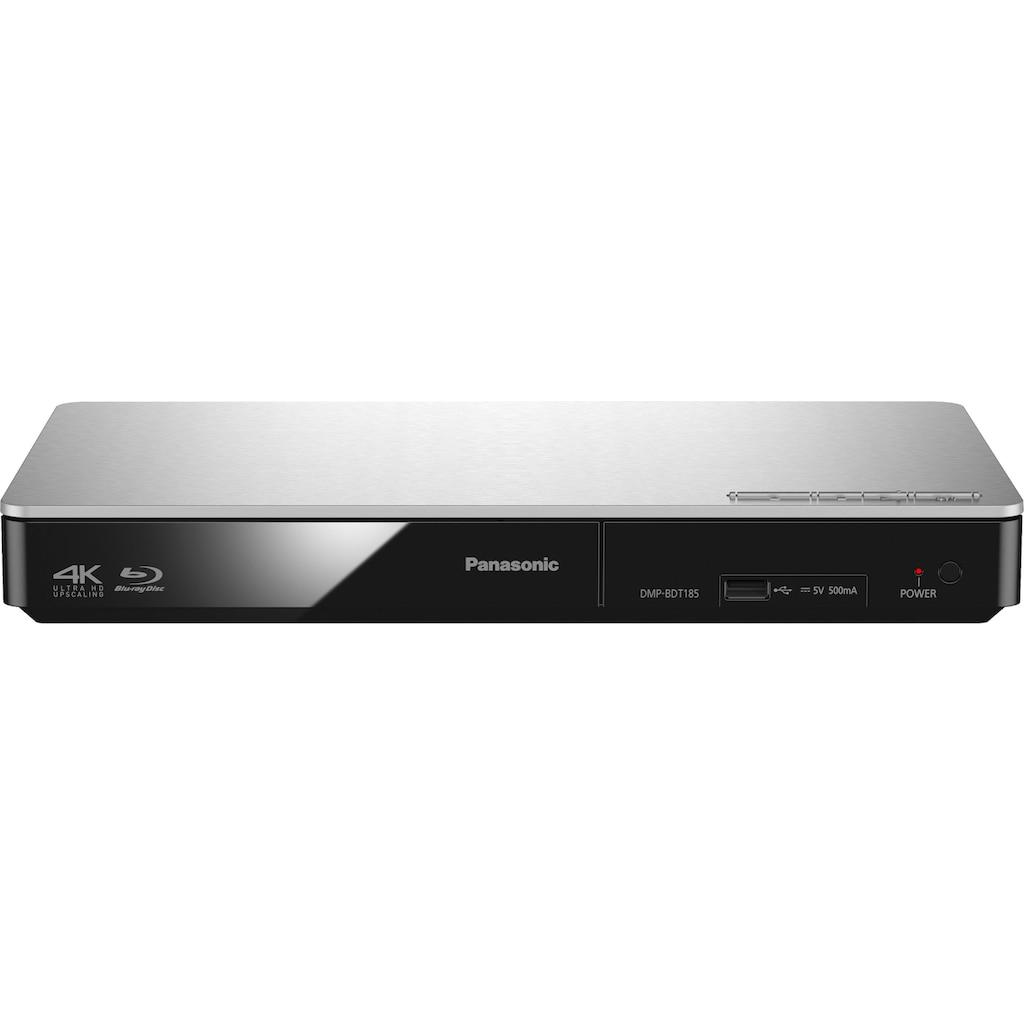 Panasonic Blu-ray-Player »DMP-BDT184 / DMP-BDT185«, LAN (Ethernet), 4K Upscaling-Schnellstart-Modus