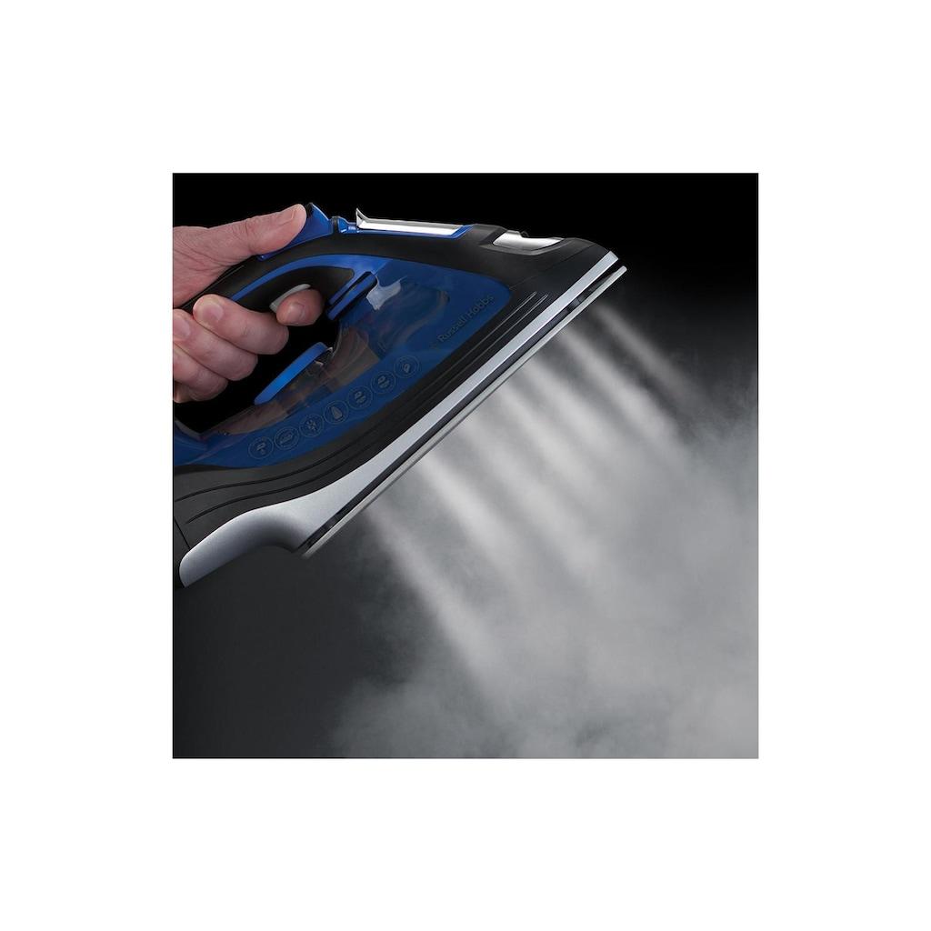 RUSSELL HOBBS Dampfbügeleisen »Impact Blau«, 2400 W