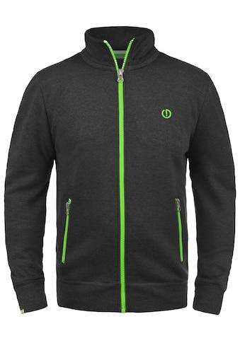 Solid Sweatjacke »BennTrack«, Sweatshirtjacke mit Stehkragen kaufen
