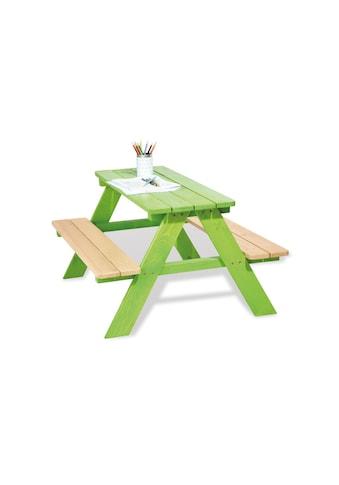 Kindersitzgarnitur, Pinolino, »Nicki für 4 Grün« kaufen