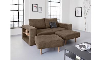 LOOKS by Wolfgang Joop 3-Sitzer »Looksvb«, Verwandlungssofa: aus Sofa wird Sofa mit 2... kaufen