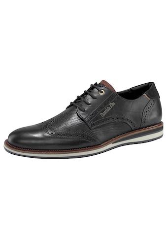 Pantofola d´Oro Schnürschuh »Rubicon Uomo Low« kaufen