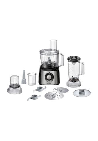 SIEMENS Multifunktions-Küchenmaschine »MK3501M Silberfarben« kaufen