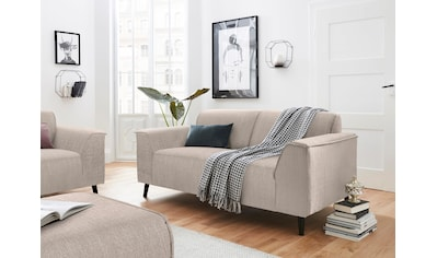 DOMO collection 2-Sitzer »Amora«, inklusive komfortablem Federkern kaufen