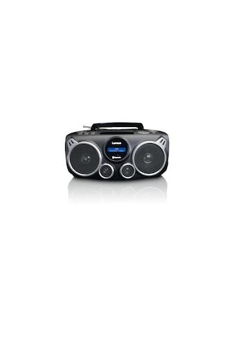 Lenco Digitalradio (DAB+) »SCD-685 Schwarz«, (Bluetooth Digitalradio (DAB+)-FM-Tuner ) kaufen