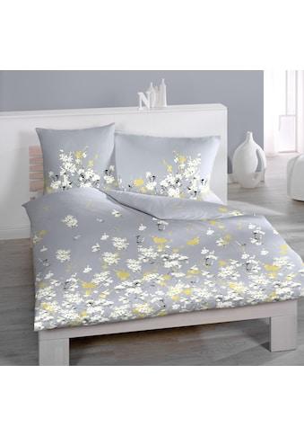 Satin - Bettwäsche, Home Fashion, »Blume« kaufen