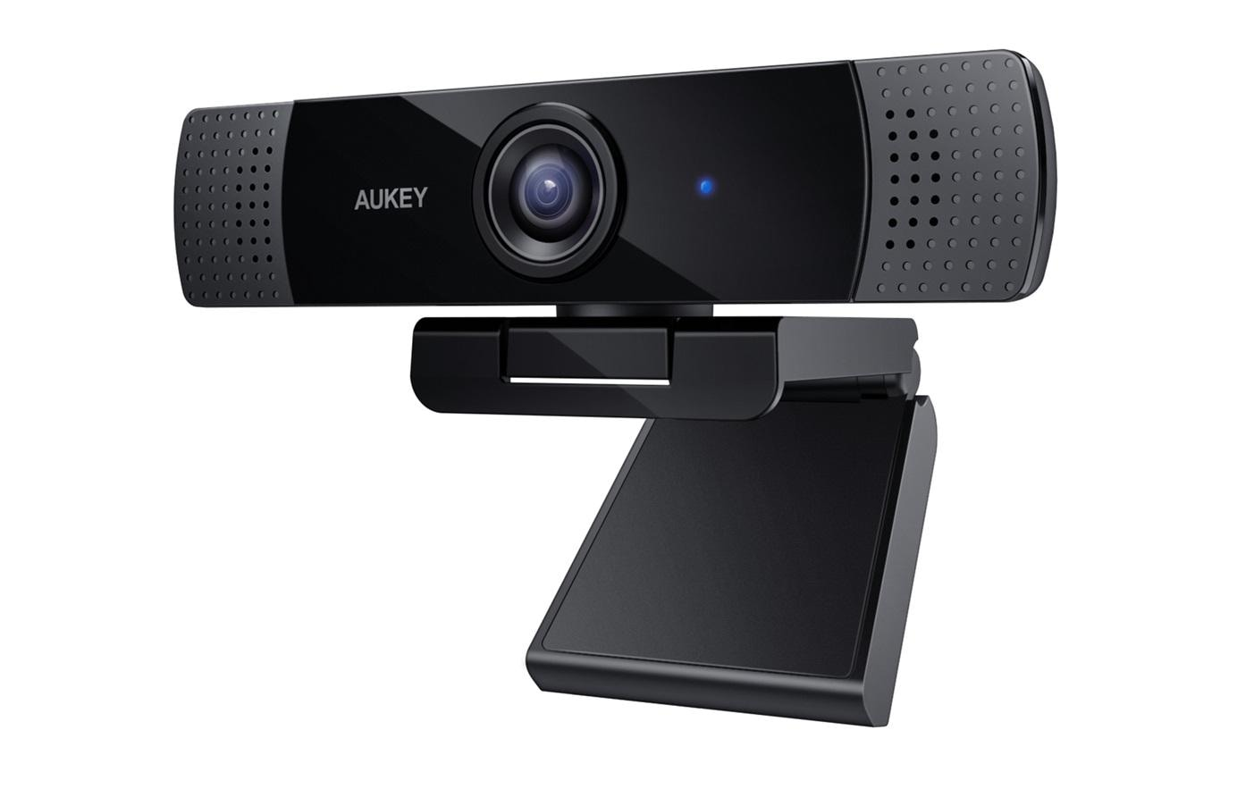 Image of AUKEY Webcam »PC-LM1E 1080p Dual Mic«