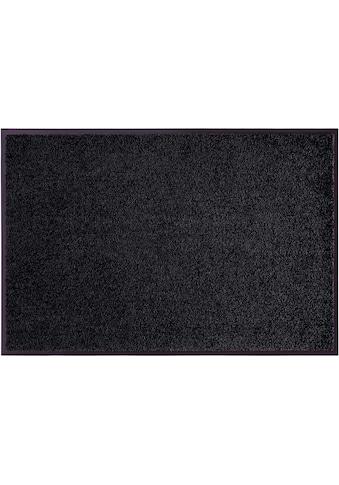 HANSE Home Fussmatte »Wash & Clean«, rechteckig, 7 mm Höhe, Schmutzfangmatte, In- und... kaufen