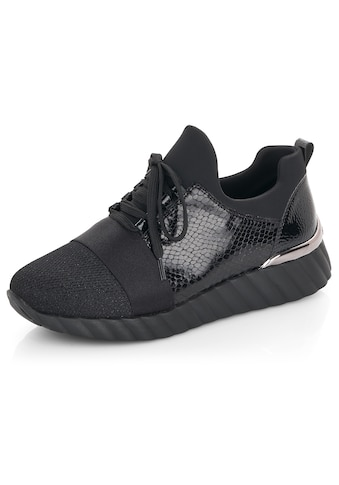 Remonte Slip-On Sneaker, mit feiner Snake-Prägung kaufen