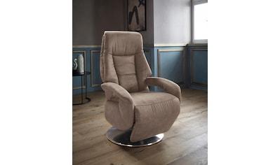Places of Style TV-Sessel »Launceston«, in Grösse S, wahlweise mit Motor und Aufstehhilfe kaufen