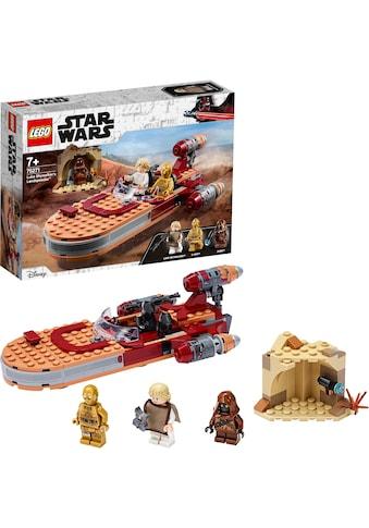 """LEGO® Konstruktionsspielsteine """"Luke Skywalkers Landspeeder™ (75271), LEGO® Star Wars™"""", Kunststoff, (236 - tlg.) kaufen"""