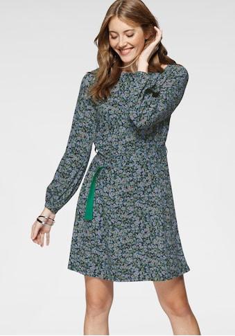 United Colors of Benetton Druckkleid, mit floralem Alloverprint kaufen