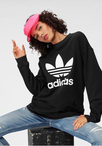 adidas Originals Sweatshirt »TREFOIL CREW SWEAT« kaufen
