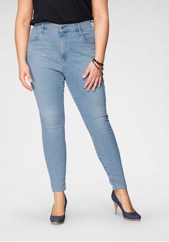 Levi's® Plus Skinny-fit-Jeans »Mile High«, mit ultrahohem Bund kaufen