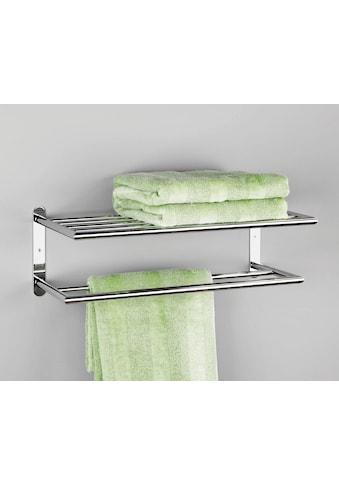 Zeller Present Handtuchhalter Chrom kaufen