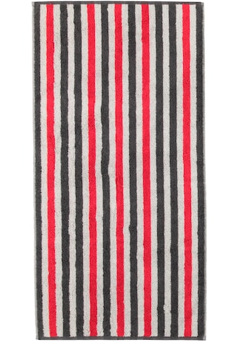 Cawö Badetuch »Tape Streifen«, (1 St.), mit gradlinigen Streifen kaufen
