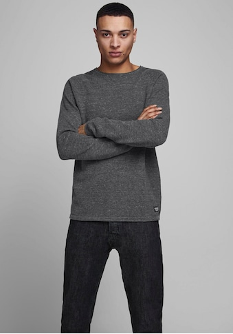Jack & Jones Rundhalspullover »HILL KNIT« kaufen
