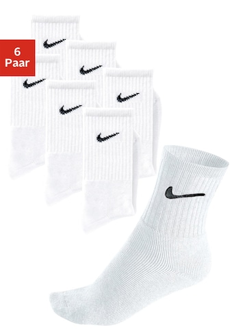 Nike Sportsocken, (6 Paar), mit Fussfrottee kaufen