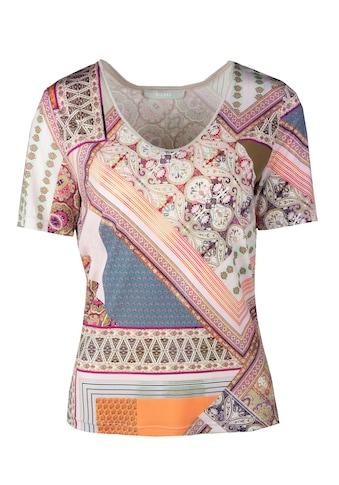 bianca Print-Shirt »MALVE«, mit aufregendem Allover Mustermix kaufen
