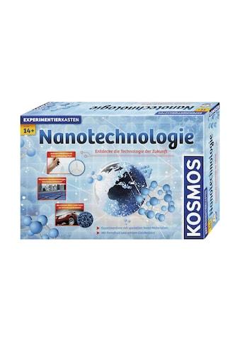 Experimentierkasten, Kosmos, »Nanotechnologie« kaufen