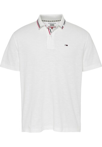 TOMMY JEANS Poloshirt »TJM BRANDED COLLAR POLOSHIRT« kaufen