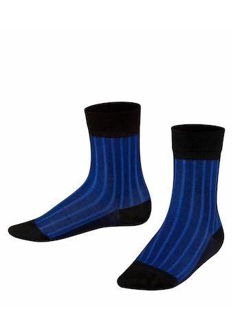 FALKE Socken »Oxford«, (1 Paar), mit hoher Farbbrillianz kaufen