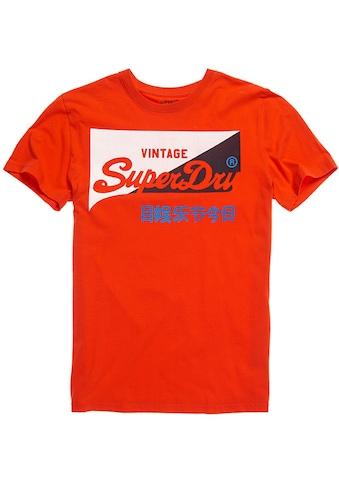 Superdry T - Shirt »PRIMARY TEE« kaufen