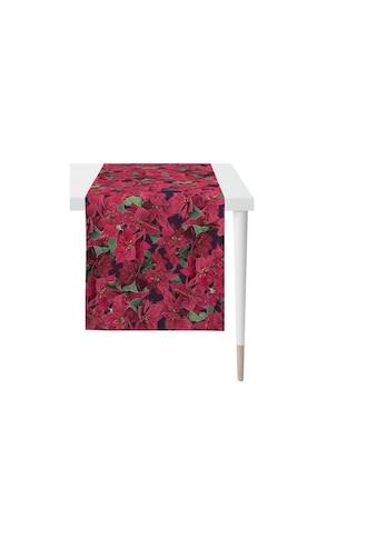 APELT Tischläufer »APELT Tischläufer Weinachtsstern 48« kaufen