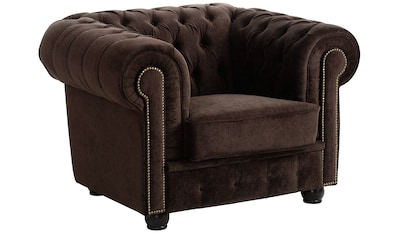 Max Winzer® Chesterfield - Sessel »Rover« kaufen