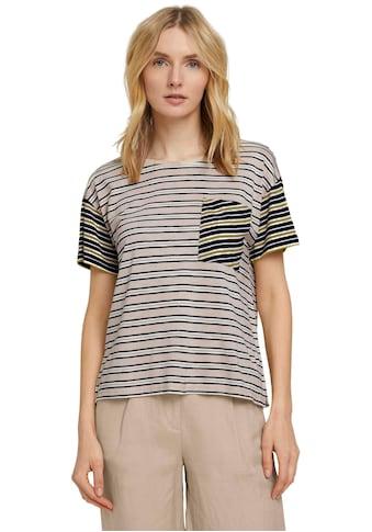 TOM TAILOR Oversize-Shirt, mit Brusttasche kaufen